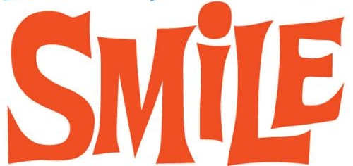 Logo dell'album Smile.