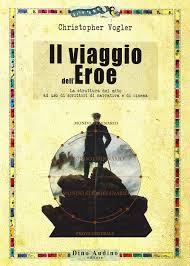 Copertina de Il Viaggio dell'Eroe di Vogler.