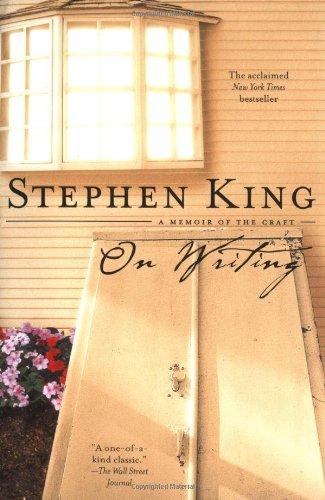 Foto del libro di consigli pratici per scrittura creativa di Stephen King, On Writing.