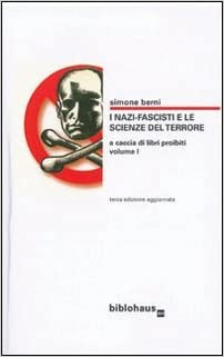 Copertina di I nazi-fascisti e le scienze del terrore di Simone Berni.