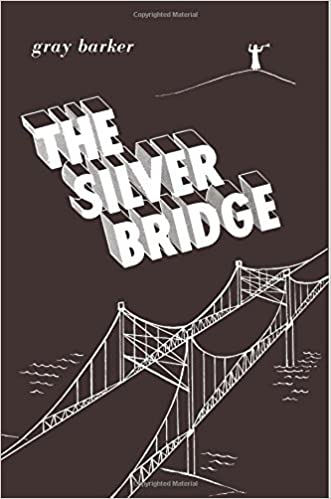 Copertina di The Silver Bridge di Gray Barker.
