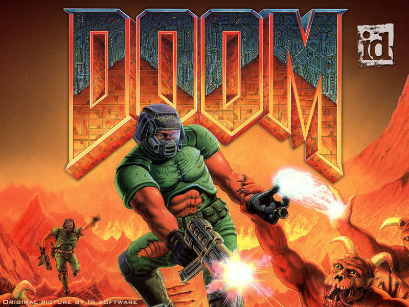 Cover di Doom.