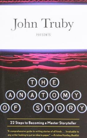 Copertina di Anatomia di Una Storia di John Truby.