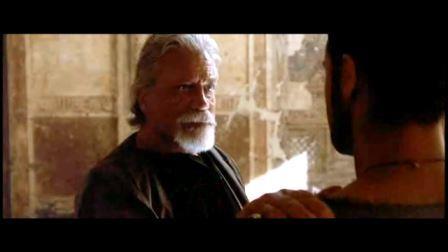 Proximo nella scena in cui decide di aiutare Massimo